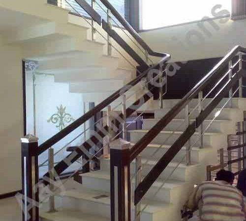 Aay Emm Creations Proprietorship Firm Railing Stairs Allbiz India