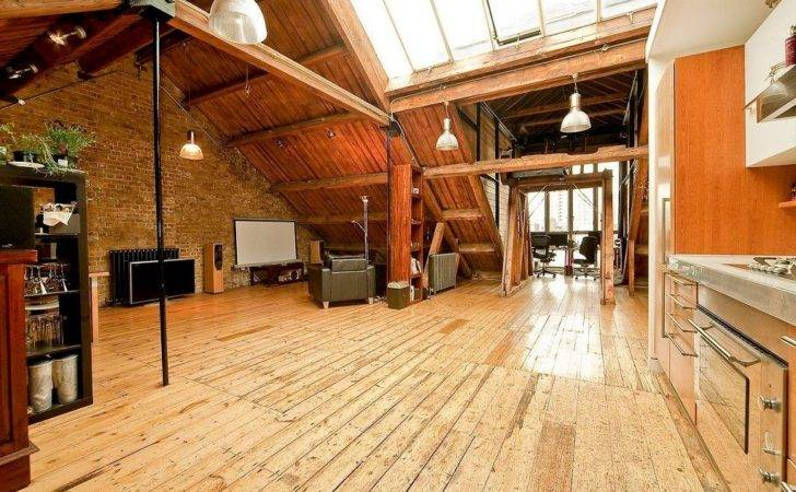 Abandoned Warehouses Were Transformed Into Totally