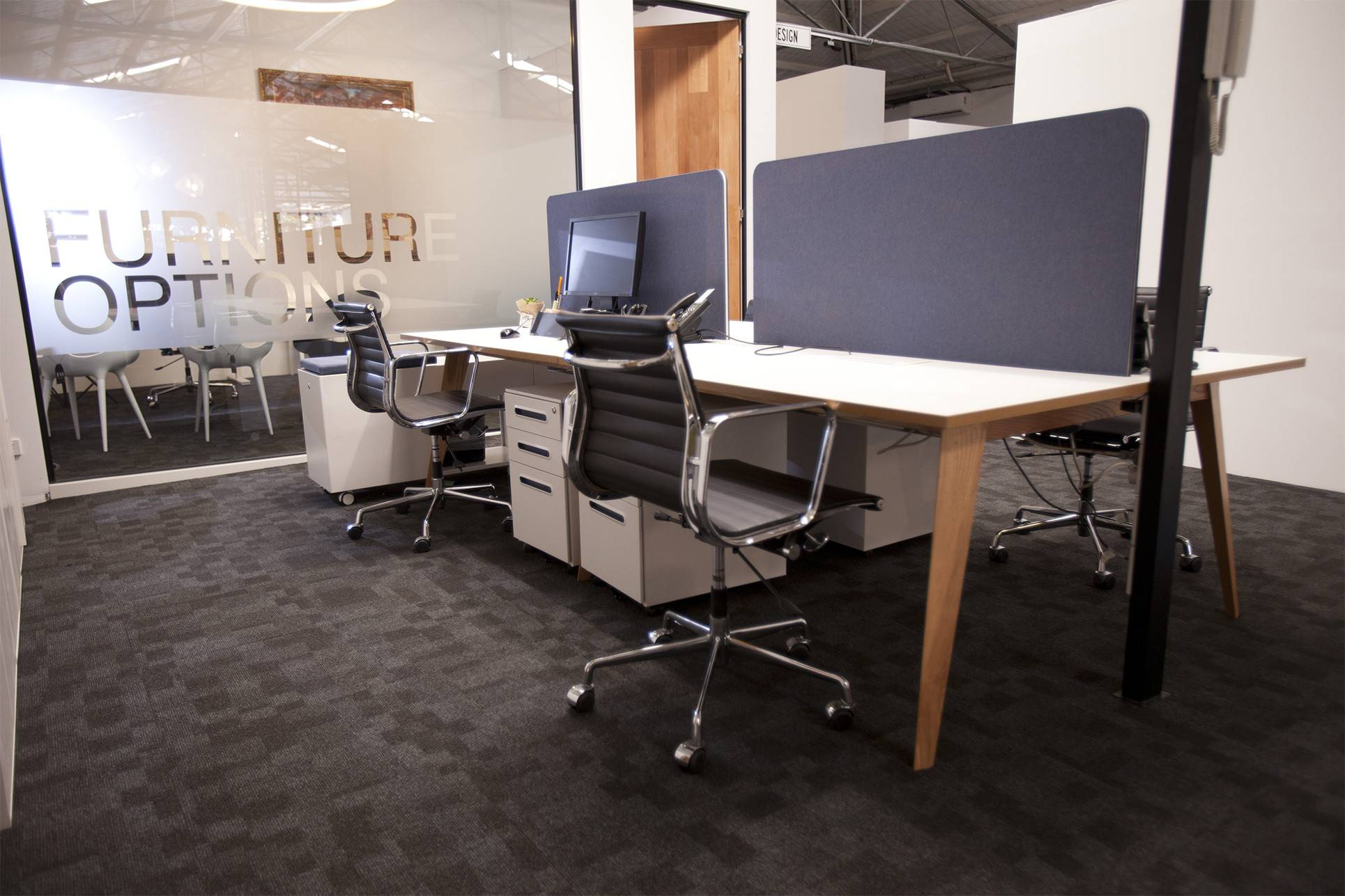 Aberdeen Showroom Offices Furniture Options