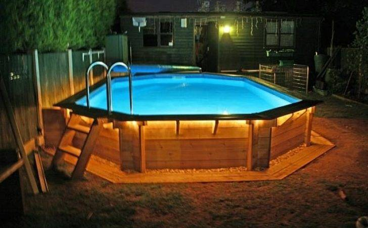 Above Ground Home Swimming Pool Intex Pools
