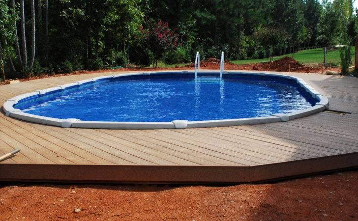 Above Ground Inground Pools Semi