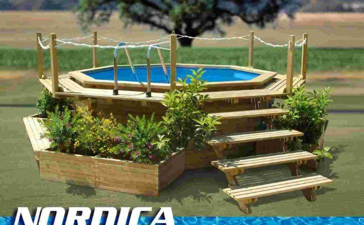 Above Ground Swimming Pool Nordica Pools