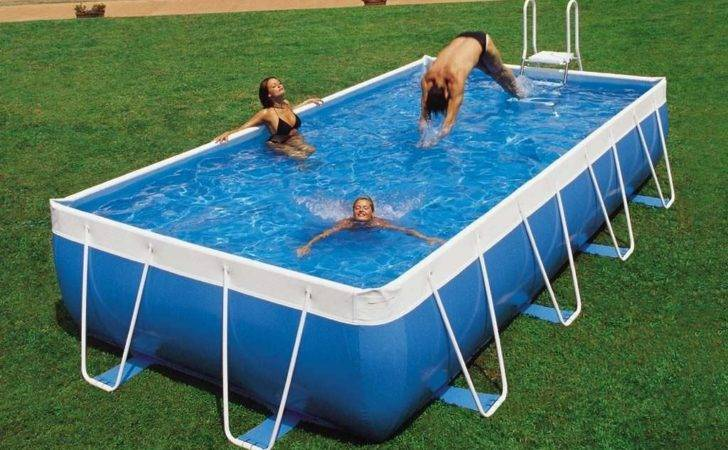 Above Ground Swimming Pools Cost Becuo