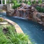 Above Ground Swimming Pools Inground Outdoor Spa Design Ideas