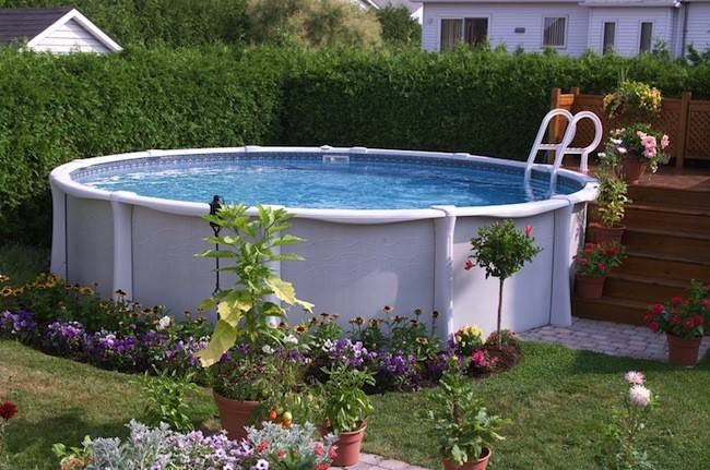 Above Ground Swimming Pools Planning Guide