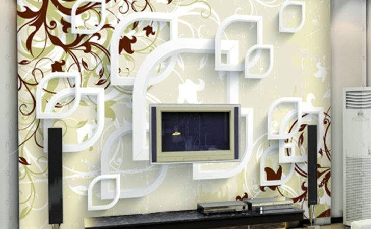 Abstract Wall Murals Living Room