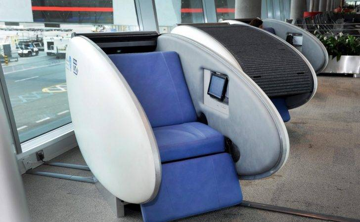 Abu Dhabi Airport Installs World First Gosleep Sleeping Pods
