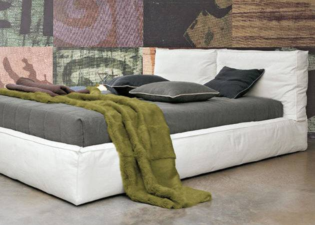 Academy Piuma Bed Warm Inviting Padded Down Base