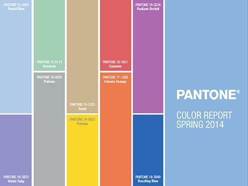 Accent Colors Year Include Placid Blue