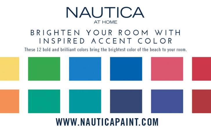 Accent Paint Colors Nautica