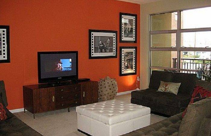 Accent Wall Paint Color Ideas Furthermore Colors
