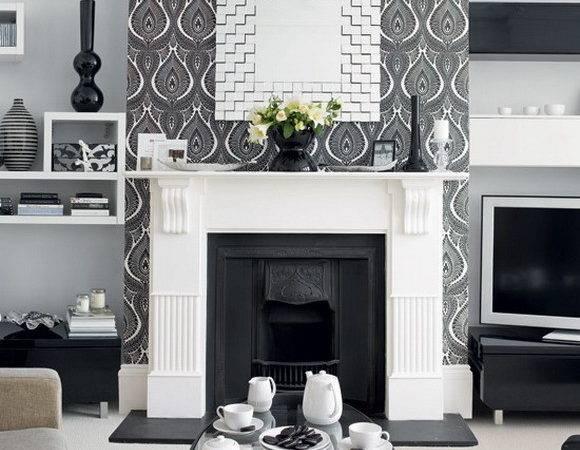 Achromatic Color Scheme Interior Design Guest Post Make
