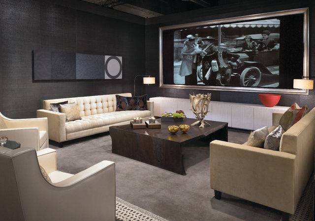 Achromatic Color Scheme Interior Design Home Ideas