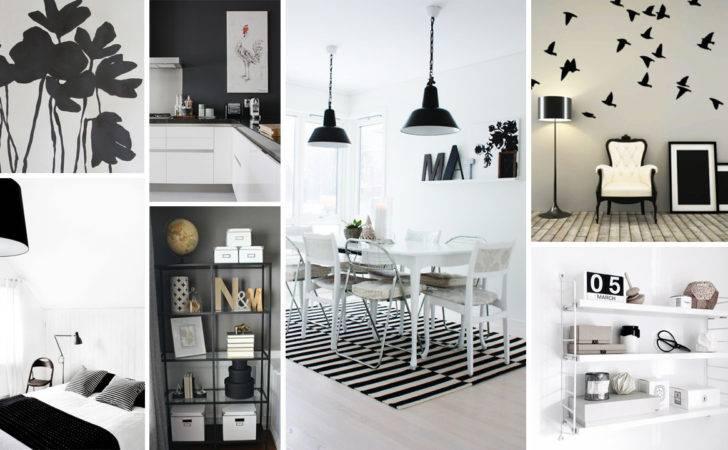 Achromatic Color Scheme Interior Design Month