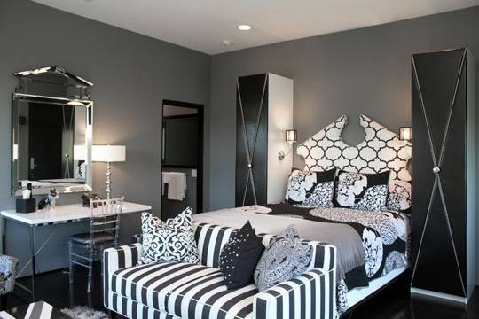 Achromatic Color Scheme Interior Design Top