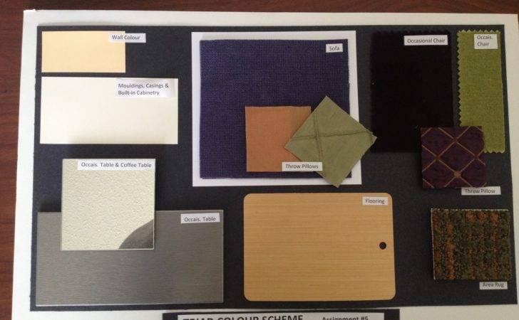 Achromatic Color Scheme Interior Design Triadic Colour