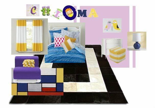 Achromatic Color Scheme Interior Design