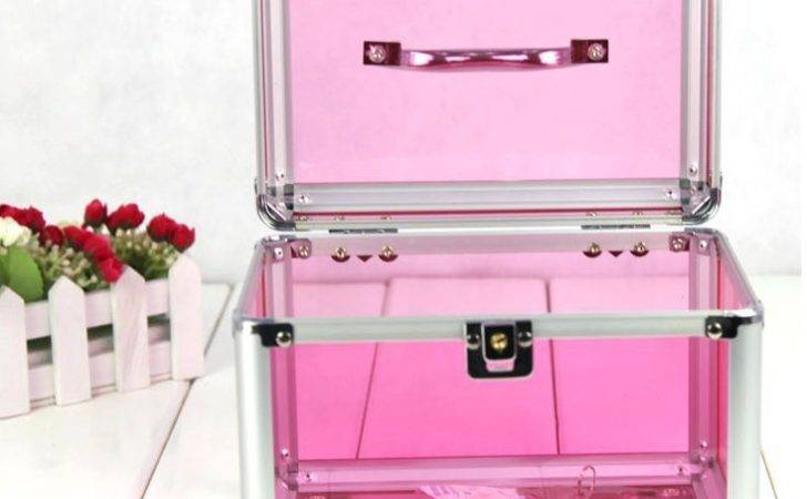 Acrylic Different Kinds Handcrafted Vanity Tray Mirror
