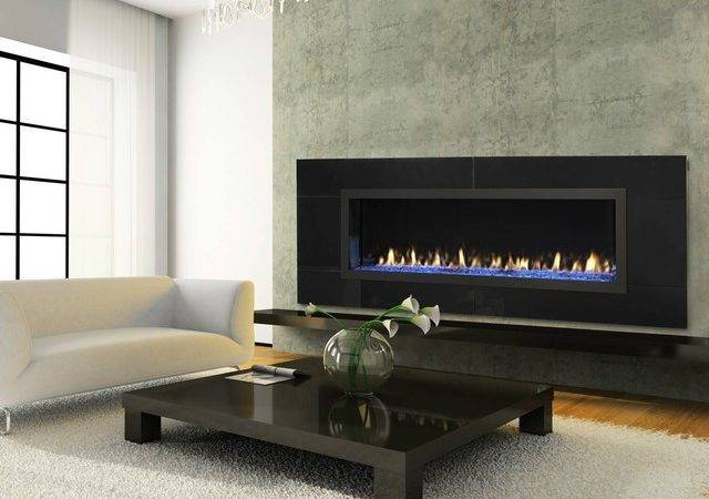 Acucraft Fireplaces Open Gas Fireplace Glass