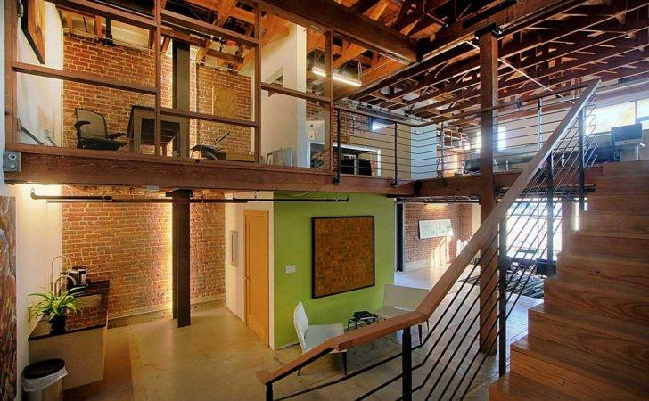 Adaptive Reuse Warehouse Office Space Studio One Eleven