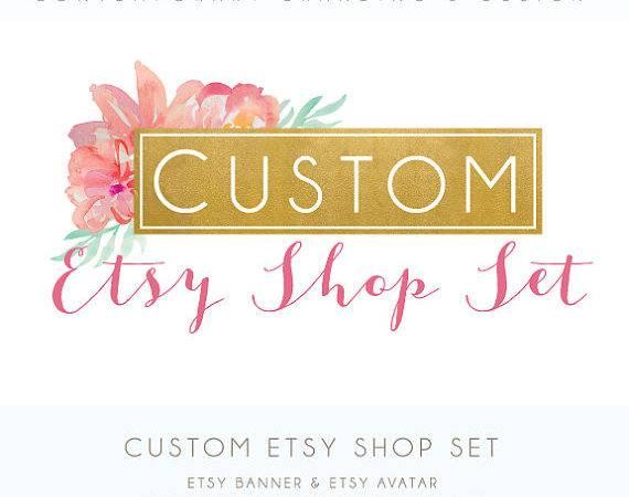 Add Custom Etsy Banner Avatar Reserved