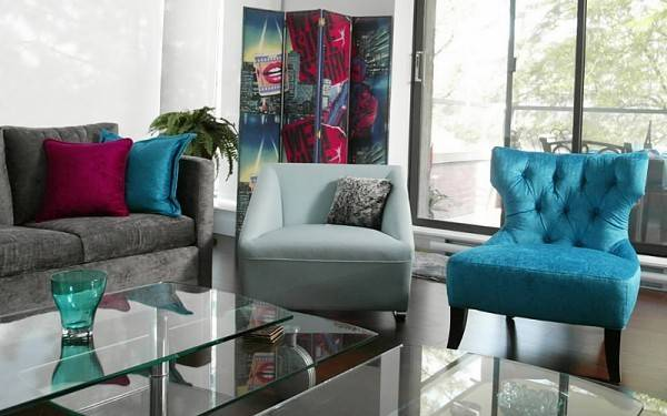 Add Depth Your Interiors Accent Color Freshome