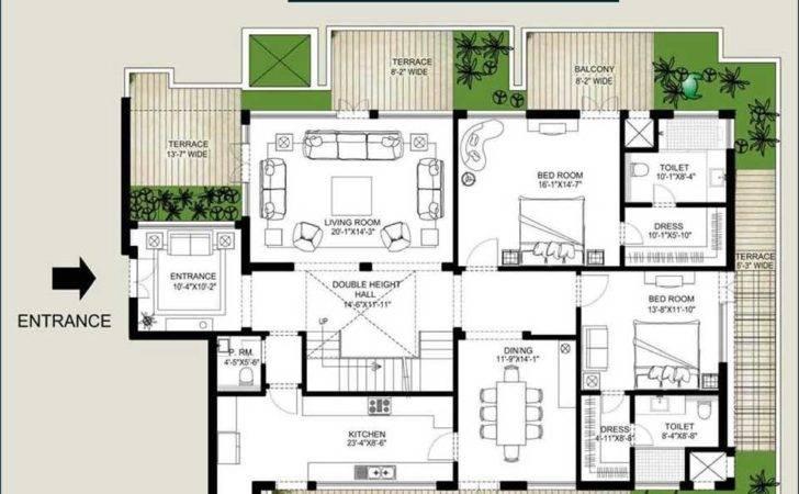 Addition Unit Apartment Building Plans House Condos