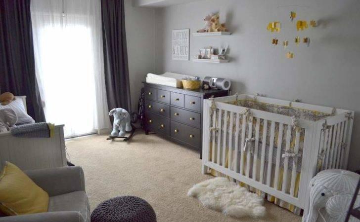 Adelaide Yellow Gray Nursery Project