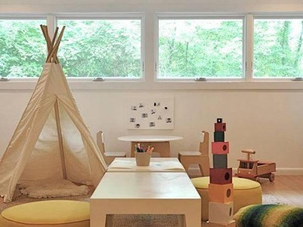 Adorable Kids Playroom Ideas Home Design Interior