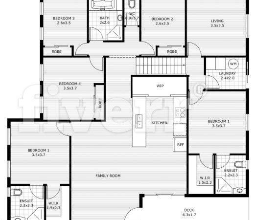 Adu Floor Plans Make Garage Conversion Los Angeles