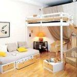 Adult Loft Bed Stairs
