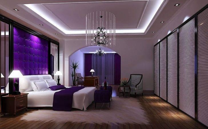 Adult Purple Bedroom Ideas