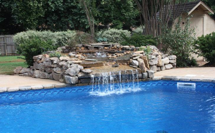 Advantages Summer Swimming Pools Pool Waterfalls Return San Miguel