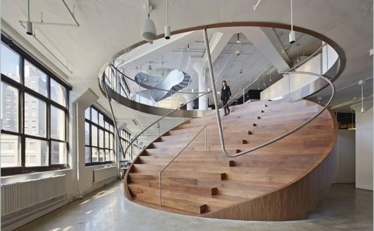 Advertising Agency Office Design York Puts Work Interior Industrial