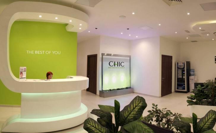 Aesthetic Clinics Interior Design Chic Med
