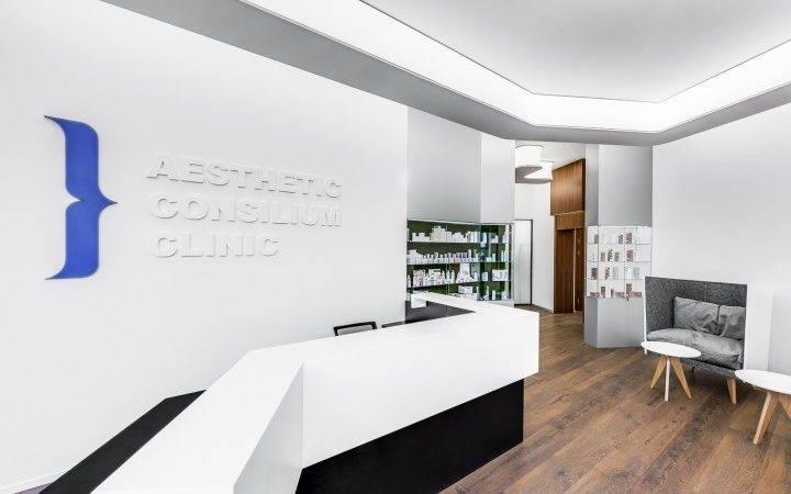 Aesthetic Consilium Clinic Pinchuk Adt Kiev Ukraine Retail