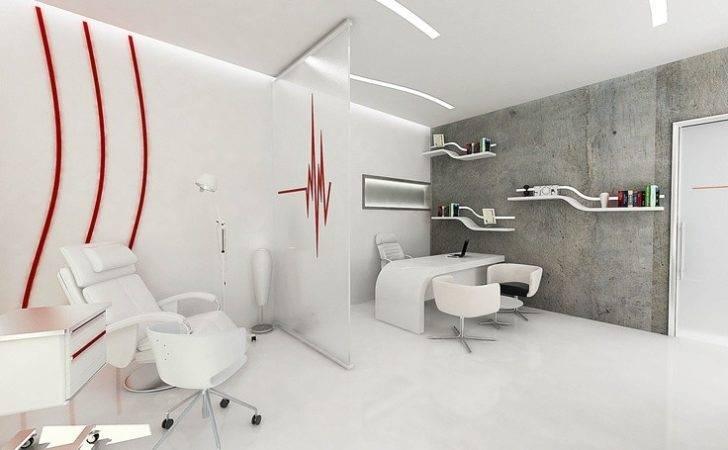 Aesthetic Medical Center Interior Design Ideas Klini
