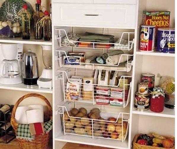 Affordable Closets Biz Pantry Pinterest