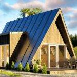Affordable Duo Frame House Can Built Just Two