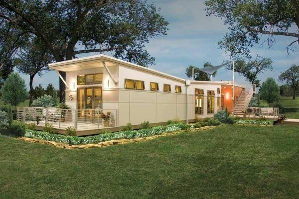 Affordable Eco Friendly Green Modular Homes Mother
