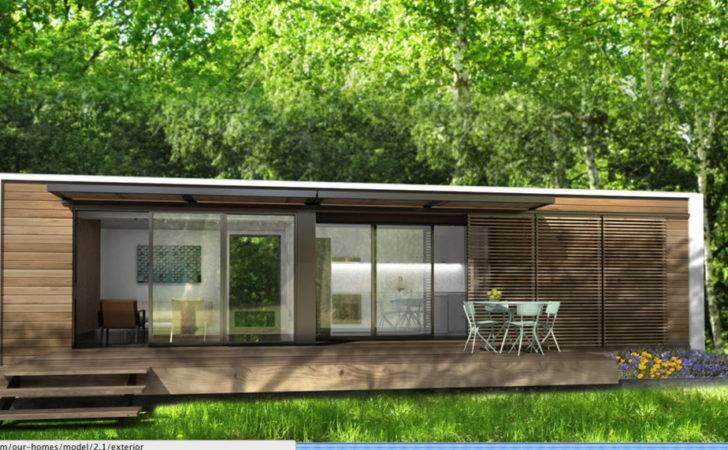 Affordable Eco Friendly Modular Homes Prefab