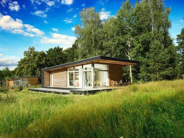 Affordable Versatile Sommerhaus Piu Prefab Vacation Home