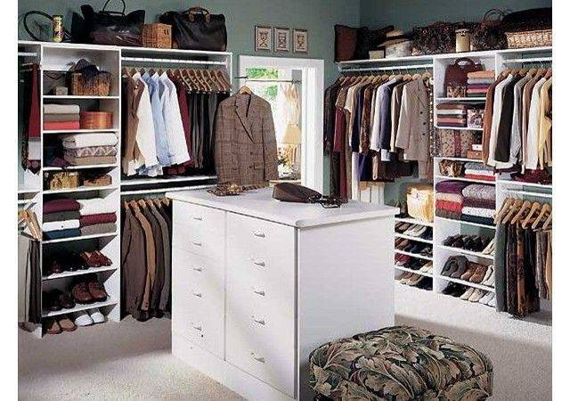 Affordable Walk Closets There Place Like Home Pinterest