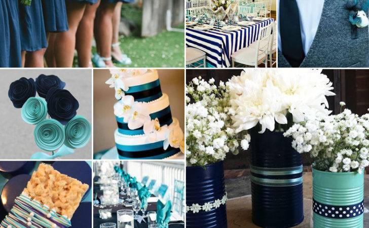 Africa Wedding Blog Colour Combinations Teal Navy Calm Majesty