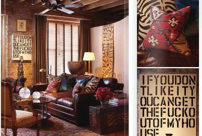 African Tribal Safari Inspirations Design Indulgences