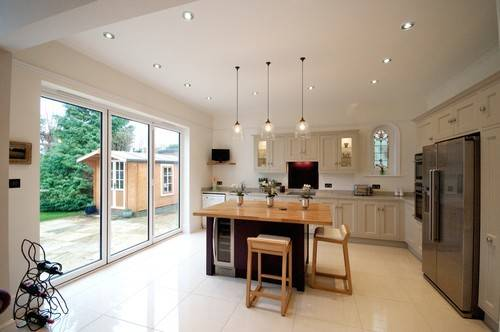 After Dining Room Converted Into Kitchen Diner More Info