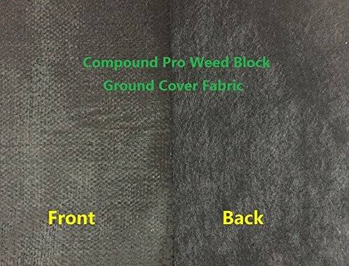 Agfabric Pro Ounce Compound Weed Barrier Fabric Roll
