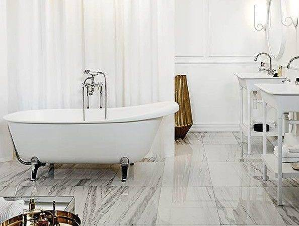 Agora Collection Standing Bathtub Lonny Home Bathroom