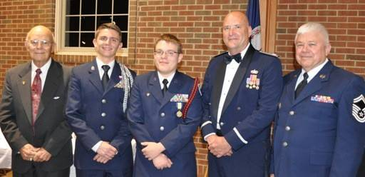 Air Force Jrotc Holds Annual Dining Out Military Ball Jpeg