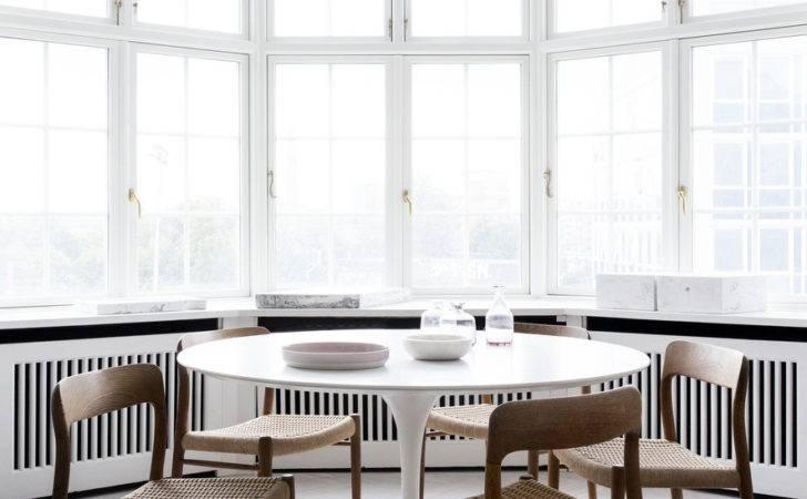 Airy Scandinavian Mid Century Modern Apartment Digsdigs